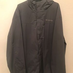 Columbia Men's Rainjacket XXL